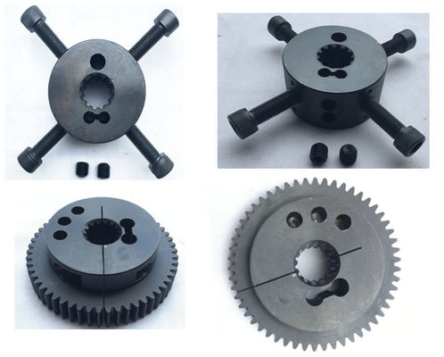 China 16T 85×45 Spline Gear Coupling Metal Heavy Equipment Machining Splines 4590807 supplier