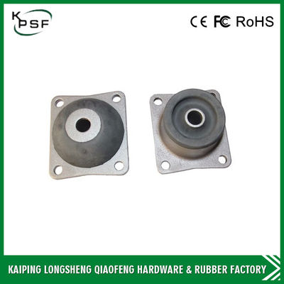 China Construction Machinery Parts Anti Vibration Rubber Mounts HITACHI EX300-2/3 supplier
