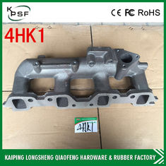 China 6754-11-5225 Exhaust Manifold Pipe Construction Machinery Parts For 6D108 Engine supplier