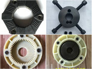 China 100-45-14T Rubber Spline Gear Coupling Excavator Spare Parts factory