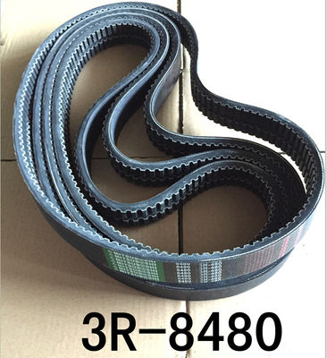 China 3R 8480 Engine Fan Belt Komatsu Excavator Spare Parts PC100-3 / PC100 - 5 distributor