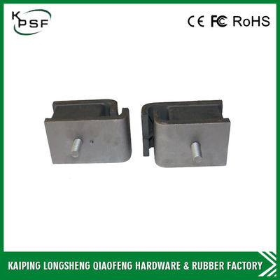 China SK60 Front PC450-7 Rear Rubber Engine Mounts Excavator Engine Parts distributor