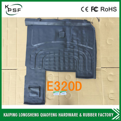 China Komatsu PC200-5 Heavy Duty Truck Floor Mats Rubber Carpet For Floor Protection distributor