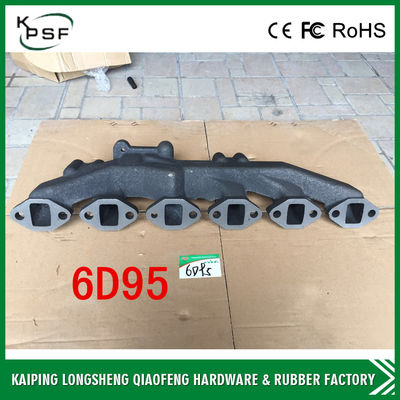 China 4D31 Engine Exhaust Manifold Pipe Heavy Equipment Parts STD Size distributor