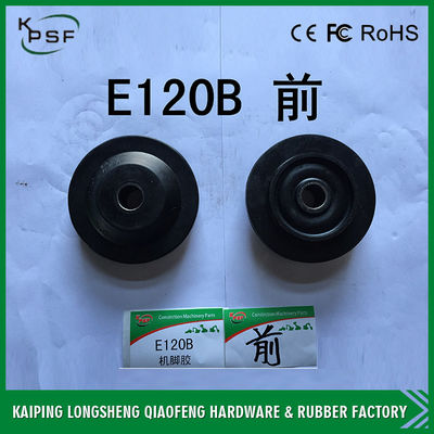 China Black Pu / Rubber / Plastic Diesel E120b Caterpillar Engine Mounts Caterpillar Spare Parts factory