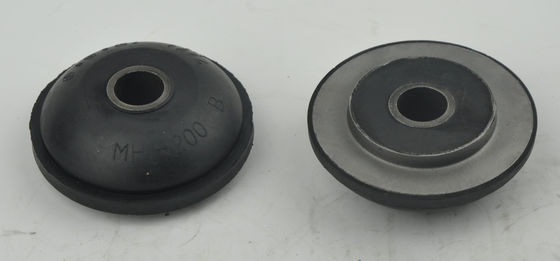China Black Pu / Rubber / Plastic Diesel E200 Caterpillar Engine Mounts / Caterpillar Spare Parts factory