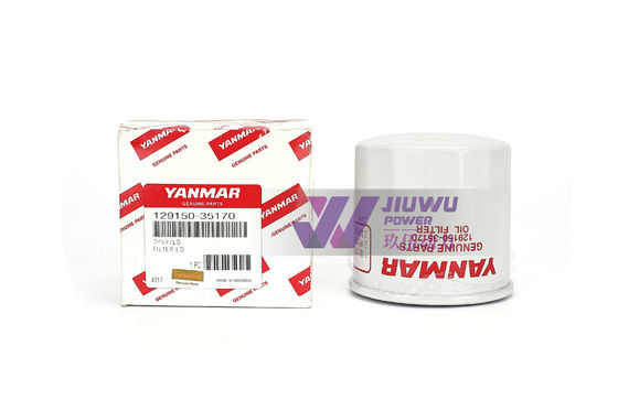 YM12915035170 129150-35170 Yanmar 4TNE106 Oil Filter
